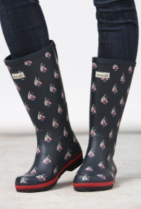 Seasalt wellies